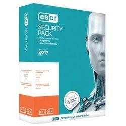 ESET Security Pack Box 1+1 3Y PL ESP-N3Y2D - DARMOWA DOSTAWA!!! - produkt z kategorii- Programy antywirusowe, zabezpieczenia