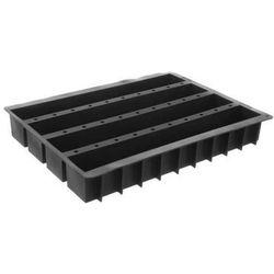 Forma silikonowa do pieczenia 600 x 400 mm, 4 x bars | , 676332 marki Hendi