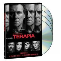 TERAPIA, SEZON 3 (4 DVD) GALAPAGOS Films 7321909311671