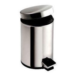 Simple kosz na śmieci, 30 litrów, okrągły 27130, marki Aqualine
