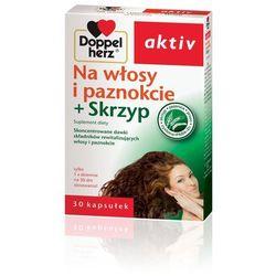 Doppelherz Aktiv wł.i paz.+skrzyp 30kaps*K (artykuł z kategorii Witaminy i minerały)