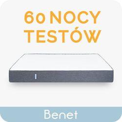 | Materac piankowy, lateksowy, termoelastyczny 160 x 200cm, produkt marki Benet
