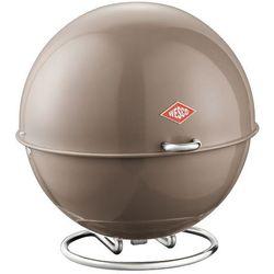 - pojemnik na pieczywo superball - szary - szary marki Wesco