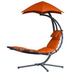 Fotel hamakowy, pomarańczowy DREAM
