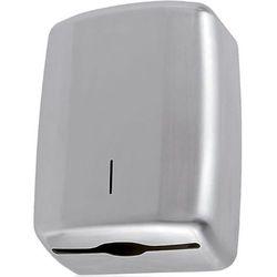 Pojemnik na ręczniki papierowe składane GEO Losdi stal szlachetna matowa, kup u jednego z partnerów