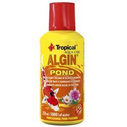 Algin pond preparat do zwalczania glonów zielonych 250ml, marki Tropical