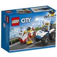 Lego CITY Atv arrest 60135
