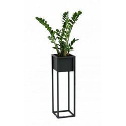 Kwietnik metalowy,stojak, skrzynka loft 70 cm marki Reqube