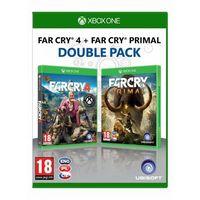Far Cry 4 + Far Cry Primal XBOX ONE PL (3307215984413)
