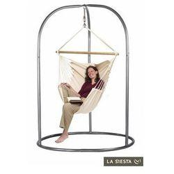 Hamaki la siesta Zestaw modesta basic - fotel hamakowy ze stojakiem romano