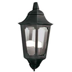 Zewnętrzna lampa ścienna parish & parish mini pr7  kinkiet ogrodowy oprawa metalowa ip44 outdoor czarna od producenta Elstead
