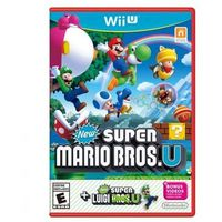 Nintendo  new super mario bros + new super luigi u
