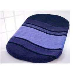 Dywanik łazienkowy Kleine Wolke Electro Blue