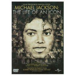 Michael Jackson: The life of an icon - produkt z kategorii- Filmy dokumentalne