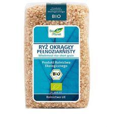 Bio planet : ryż okrągły pełnoziarnisty bio - 500 g