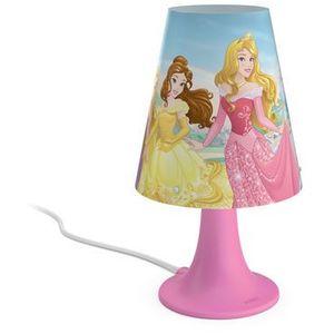 Philips 71795/28/16 - Lampa stołowa dla dzieci DISNEY PRINCESS LED/2,3W/230V, 717952816