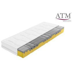 ATM GARDA - materac piankowy, Rozmiar - 100x200, Twardość - średni WYPRZEDAŻ, WYSYŁKA GRATIS