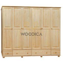 Woodica 17.szafa 6d4s 298x190x60