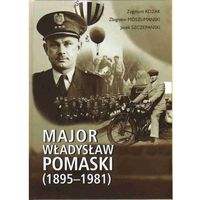 Major Władysław Pomaski (1895-1981), oprawa twarda