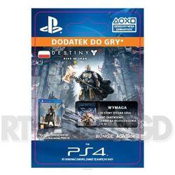 Destiny - rise of iron [kod aktywacyjny] od producenta Sony