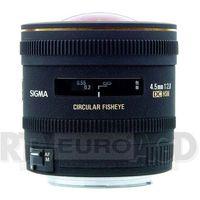 af 4,5/2,8 ex dc fisheye hsm canon - produkt w magazynie - szybka wysyłka! marki Sigma