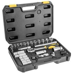Grupa topex Zestaw kluczy topex 38d641 (39 elementów) (5902062042569)