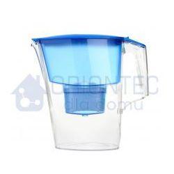 Dzbanek filtrujący time, niebieski + wkład aquaphor b100-25 maxfor marki Aquaphor