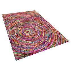 Dywan kolorowy - 160x230 cm - bawełna - MALATYA (4260586350203)