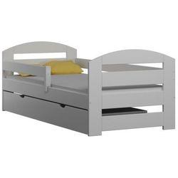 Łóżko dziecięce pojedyncze Cami Plus 160x70