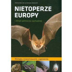 Nietoperze Europy i Afryki północno-zachodniej (398 str.)
