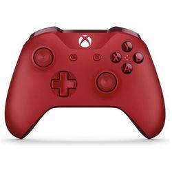 Kontroler MICROSOFT XboxOne S Czerwony + DARMOWY TRANSPORT! + Zamów z DOSTAWĄ JUTRO!, kup u jednego