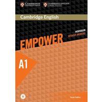 Empower Starter. Ćwiczenia bez Odpowiedzi + Downloadable Audio, oprawa miękka