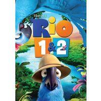 Rio 1 / Rio 2 (DVD) - Carlos Saldanha