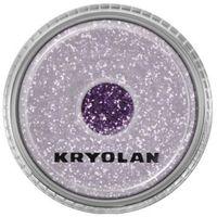 polyester glimmer medium (lavender) średniej grubości sypki brokat - lavender (2901) marki Kryolan