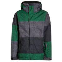 Quiksilver MISSION Kurtka snowboardowa jolly green