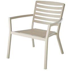 Krzesło GoodHome Mikyo beżowe (5059340124810)