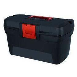 Walizka na narzędzia  herobox premium 16´ czarne/czerwone marki Curver