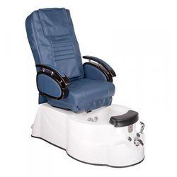 Fotel pedicure spa br-3820d niebieski od producenta Vanity_b