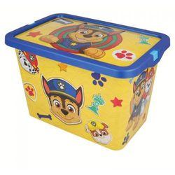 - pojemnik / organizer na zabawki 7 l marki Paw patrol