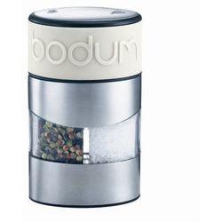 - twin młynek 2w1 do soli i pieprzu marki Bodum