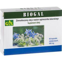 BIOGAL 60kaps z kategorii pozostałe zdrowie