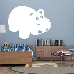 Tablica suchościeralna hipopotam 213 marki Wally - piękno dekoracji
