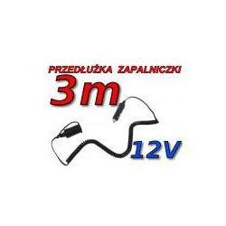 Przedłużacz Gniazda Zapalniczki - 3m., 5907773415248
