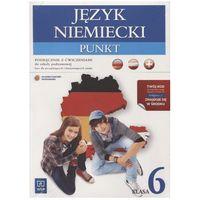 Język niemiecki Punkt 6 podręcznik z ćw. SP - Anna Potapowicz