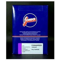 Foma  fomaspeed variant 13x18/100 311 błyszcący papier czarno-biały multigrade rc, kategoria: papiery fotog