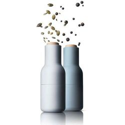 Menu Młynek do pieprzu soli lub przypraw bottle grinder 2 szt. niebies