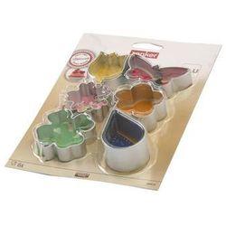 Foremki do wykrawania ciastek 6 szt. ZENKER 44808 (4008033448086)
