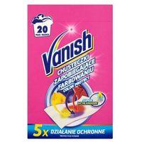 VANISH 10szt Color Protect Chusteczki zapobiegające farbowaniu (20 prań)
