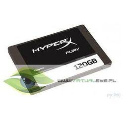 KINGSTON DYSK SSD HyperX SHFS37A/120G