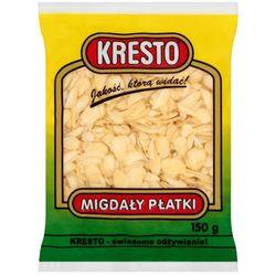Migdały płatki 150 g Kresto - produkt z kategorii- Bakalie, orzechy, wiórki